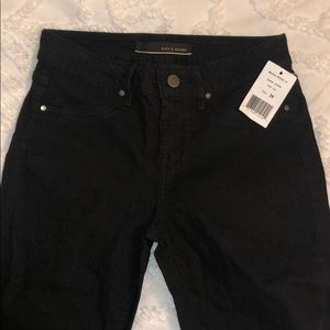 RICH & SKINNY Black Skinny Jeans